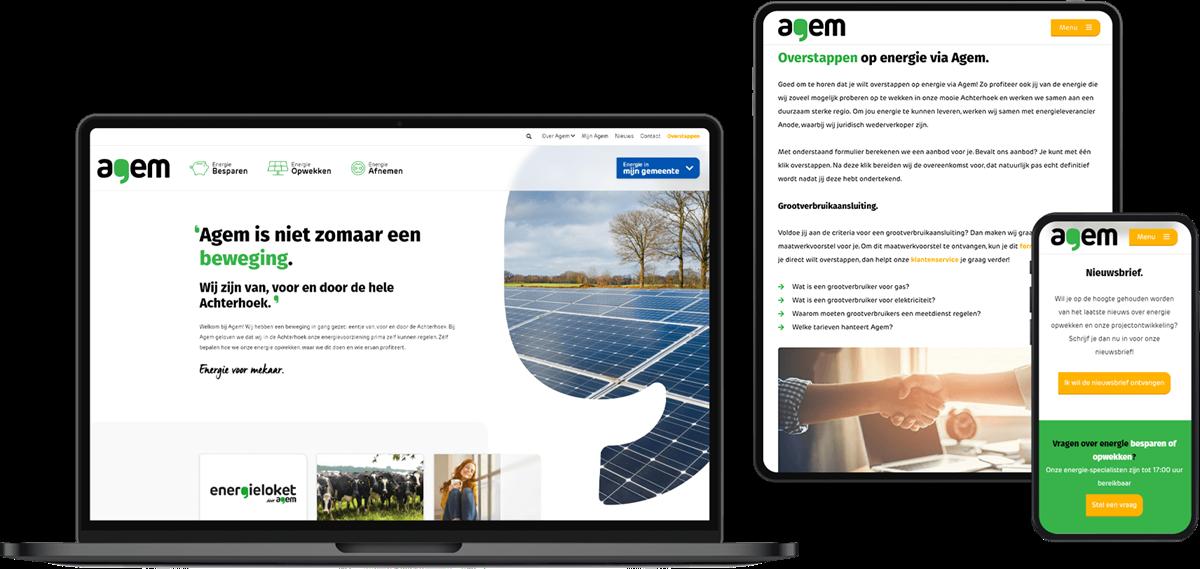 LOGISZ website agem