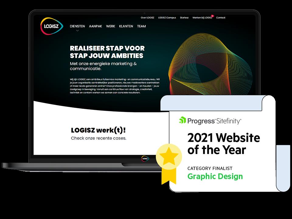 LOGISZ.com website nominatie
